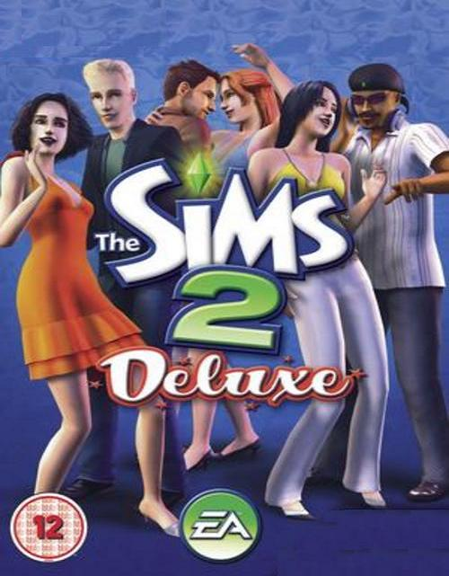 THE SIMS 2 DELUXE Nightlife + BONUS CD for PC XP/VISTA. the sims deluxe d..